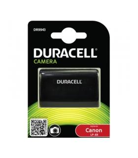 Duracell DR9943  Acumulator replace Li-Ion tip Canon LP-E6, 1600 mAh - Duracell DR9943 - Acumulator replace Li-Ion tip Canon LP