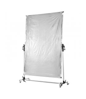 Walimex pro - Reflector cu roti, 150x200cm