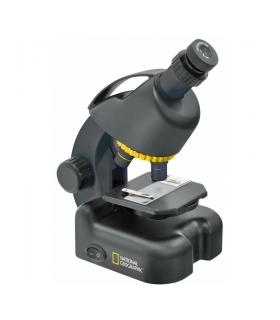 Bresser National Geographic Microscop Marire 40x-640x Adaptor Smartphone