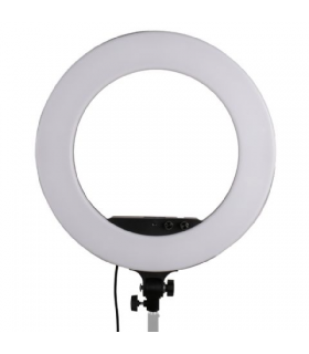 Lampa circulara cu led reglebila StudioKing 480ASK