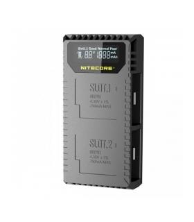 Nitecore UGP5.NT - Incarcator USB pentru GoPro Hero 5