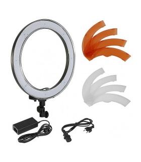 Hakutatz RL-19LEDB - Lampa circulara LED bicolora