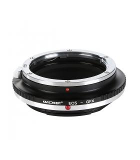 KentFaith EOS-GFX - Inel adaptor Canon EOS la Fuji GFX