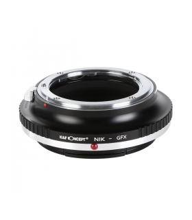 KentFaith Nikon-GFX - Inel adaptor Nikon AI, AI S, F la Fuji GFX