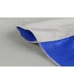 Fundal de panza 2,7x5m albastru/gri Studioking