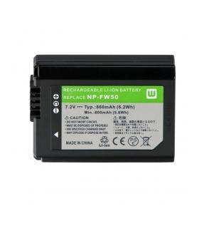 Power3000 PL655B.823 - acumulator replace tip NP-FW50 new pt Sony NEX5N/NEX7, Alpha37