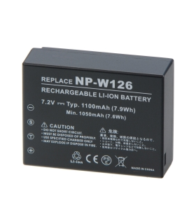 Power3000 PL832B-744 - acumulator replace tip Fuji NP-W126, 1100mAh