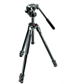 Manfrotto MK290XTA3-2W - Kit trepied video
