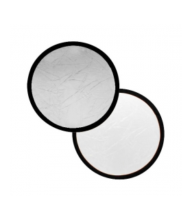 Fancier blenda 2in1, White/Silver, 100cm