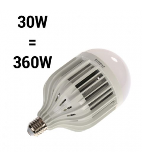 StudioKing LED Daylight Lamp 30W E27 LED30