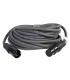XLR Cable 3-Pin XLR Male to Fema 10m