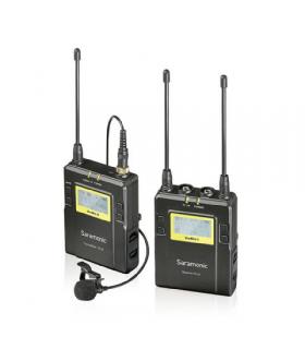 Set microfon lavaliera UwMic9 TX9 + RX9 Saramonic