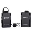 Microfon Wireless pentru DSLR si smartphone Boya BY-WM4 Mark II