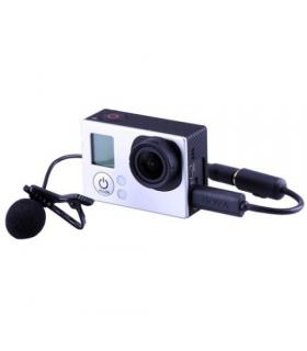 Microfon lavaliera pentru GoPro Boya BY-LM20