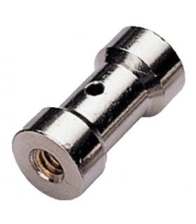 Adaptor spigot 1/4 mama si 3/8 mama 32 mm