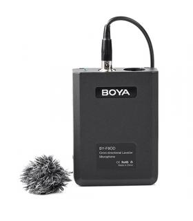Microfon lavaliera Omni-Directional Boya BY-F8OD Professional