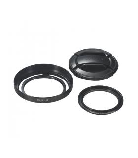 Fuji LHF-X20 set parasolar + filtru de protectie + capac pentru X20 negru