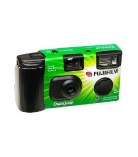 Fuji Quick Snap Aparat Foto pe Film de Unica Folosinta Color 35mm ISO 400 27 Expuneri