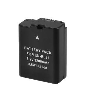 Power3000 PLW841B.734 - acumulator replace tip EN-EL21 1200mAh