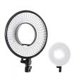 Lampa de lumină tip inel Falcon Eyes LED DVR-300DVC de 230V