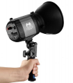 Set pentru Blitz Falcon Eyes + Baterie MK-180T + MV-AD2