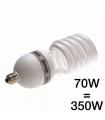 Linkstar Daylight Spiral Lamp E27 70W