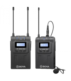 Microfon Lavaliera Dual Wireless Boya BY-WM8 Pro-K1