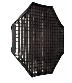 Octobox Falcon Eyes Ø150 cm + Grid tip fagure FER-OB15HC