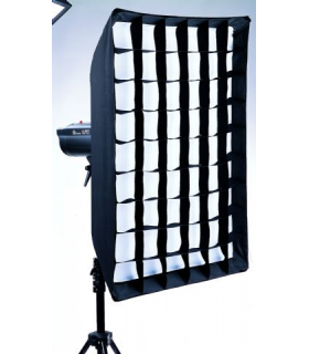 Linkstar Softbox 35x160 cm + Honeycomb LQA-SB35160HC