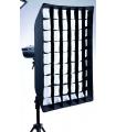 Linkstar Softbox 60x90 cm + Honeycomb LQA-SB6090HC