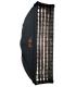 Softbox Falcon Eyes 30x160 cm + Grid FER-SB30160HC