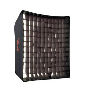 Softbox Falcon Eyes 80x120 cm + Grid SBQ-80120HC