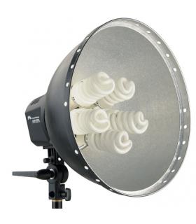 Lampa cu reflector 40cm 5x28W Falcon Eyes LHD-5250F