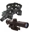 Luna Optics LN-EBG1 Night Vision Device with Head System and IR Illuminator
