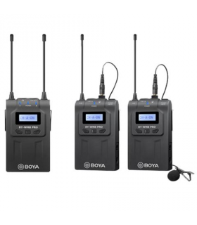 Microfon Lavaliera Dual Wireless Boya BY-WM8 Pro-K2