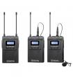 Microfon Lavaliera Dual Wireless Boya BY-WM8 Pro-K2
