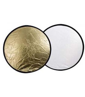 Falcon Eyes Reflector CFR-22GS Gold/Silver 56 cm