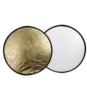 Falcon Eyes Reflector CFR-32GS Gold/Silver 82 cm