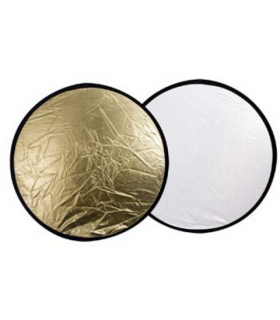 Linkstar Reflector 2 in 1 R-80GS Gold/Silver 80 cm