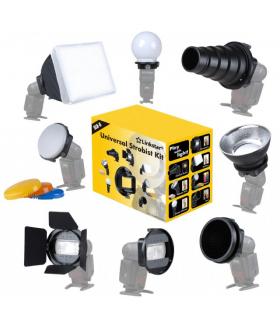 Linkstar Camera Flash Strobist Set SLK-8