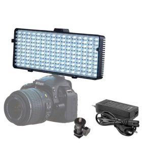 Linkstar LED Lamp VD-6 incl. Battery