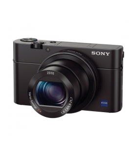 Sony Cyber Shot DSC-RX100 III Aparat Foto Compact 20.1MP Full HD Negru