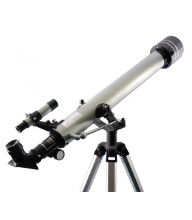 Byomic Beginners Refractor Telescope 60/700 with Case