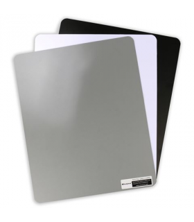 Grey Card Micnova MQ-DGC-B (negru, alb si gri)