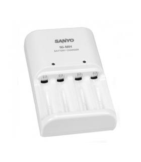 Sanyo MQN04-E - incarcator acumulatori R6 AA