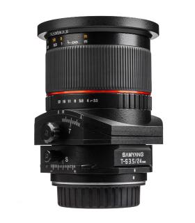 Samyang T-S 24mm 1:3.5 ED AS UMC Montura KM/Sony