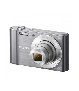 Sony DSC-W810 argintiu 20,1 Mpx, zoom optic 6x, HD 720p