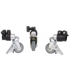 Falcon Eyes Tripod Wheels PCA-22M 3st. 22 mm