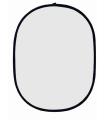 Blenda reflectoare Linkstar 2 in 1 Silver/White 102x168 cm