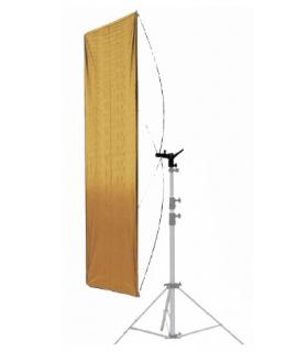 Falcon Eyes Reflector RR-3570GW Gold/White 89x178 cm